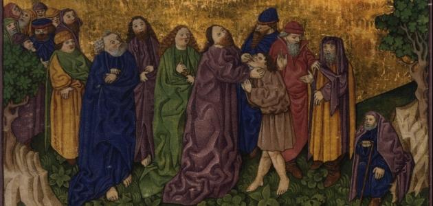 Billede tilknyttet 12.søndag efter trinitatis